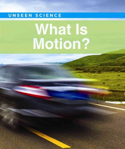 Cover of What is Motion?