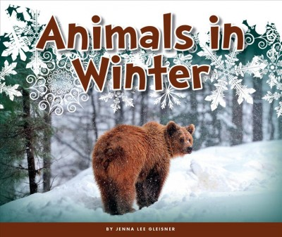 Cover of Animals in Winter