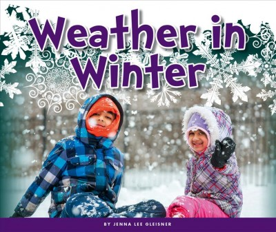 Cover of Weather in Winter