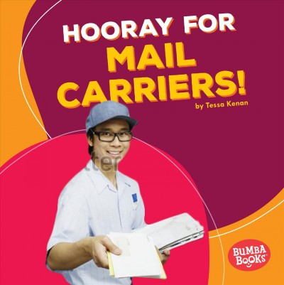 Cover of Hooray for Mail Carriers!