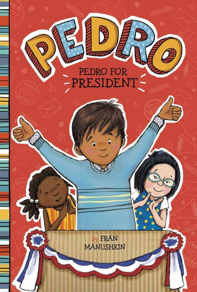 Cover of Pedro for President