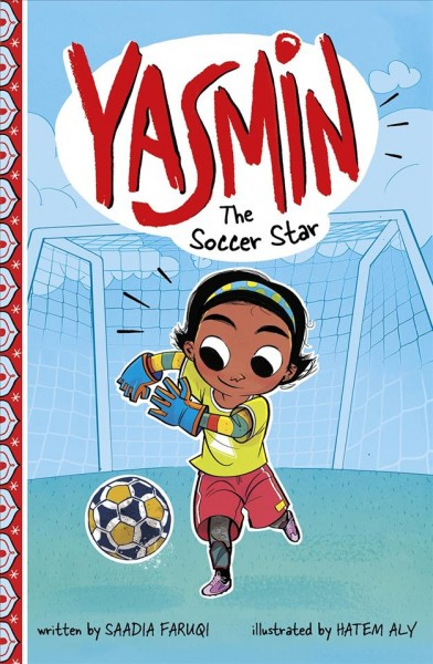 Cover of Yasmin the Soccer Star