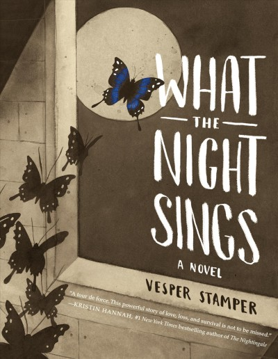 Cover of What the Night Sings