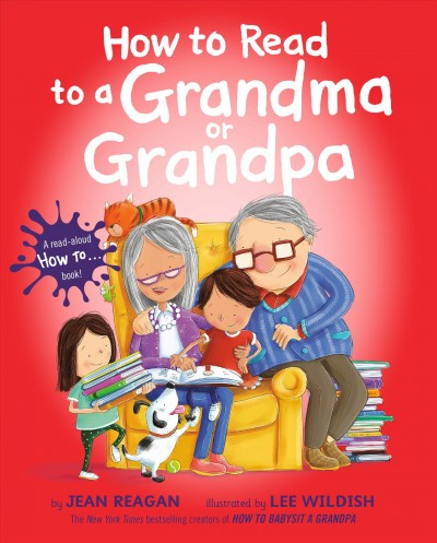 Cover of How to Read to a Grandma or Grandpa