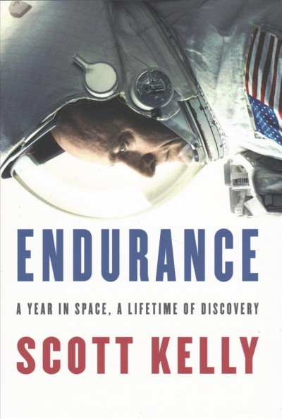 Cover of Endurance: A Year in Space, a Lifetime of Discovery