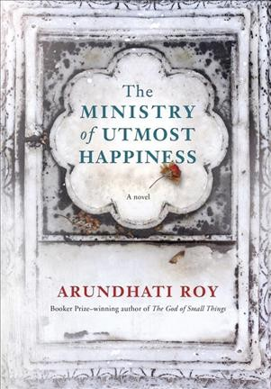 Cover of The Ministry of Utmost Happiness