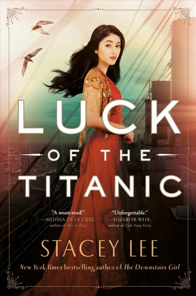 Cover of Luck of the Titanic