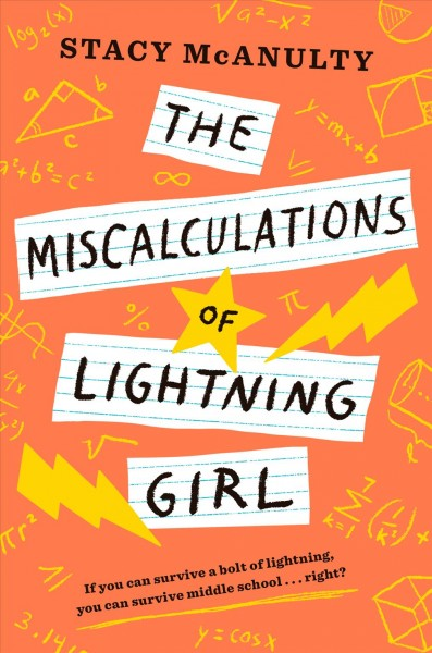 Cover of The Miscalculations of Lightning Girl