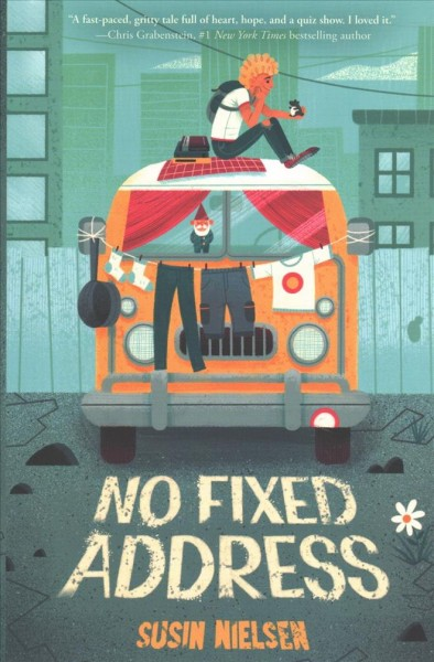 Cover of No Fixed Address