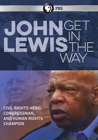 Cover of John Lewis: Get in the Way