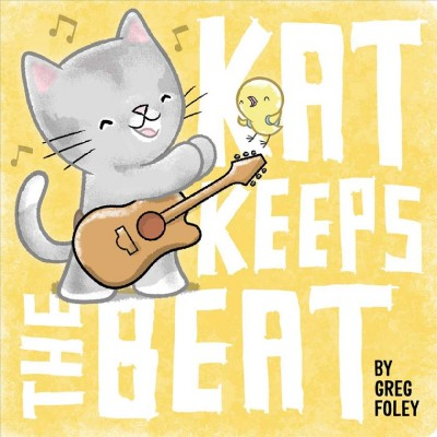 Cover of Kat Keeps the Beat