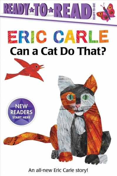 Cover of Can a Cat Do That?