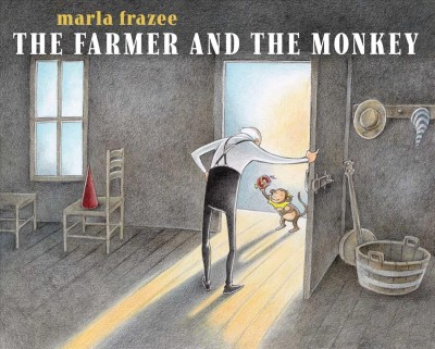 Cover of The Farmer and the Monkey