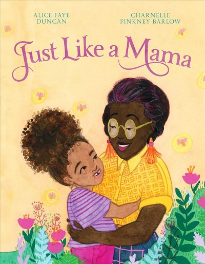 Cover of Just Like Mama