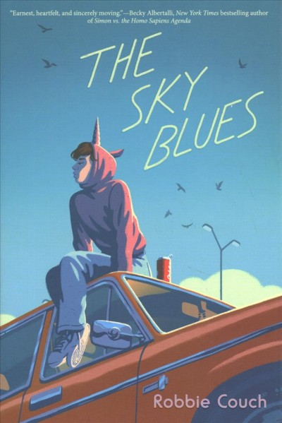 Cover of The Sky Blues
