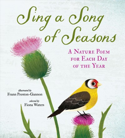 Cover of Sing a Song of Seasons