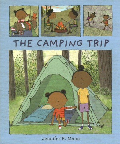 Cover of The Camping Trip