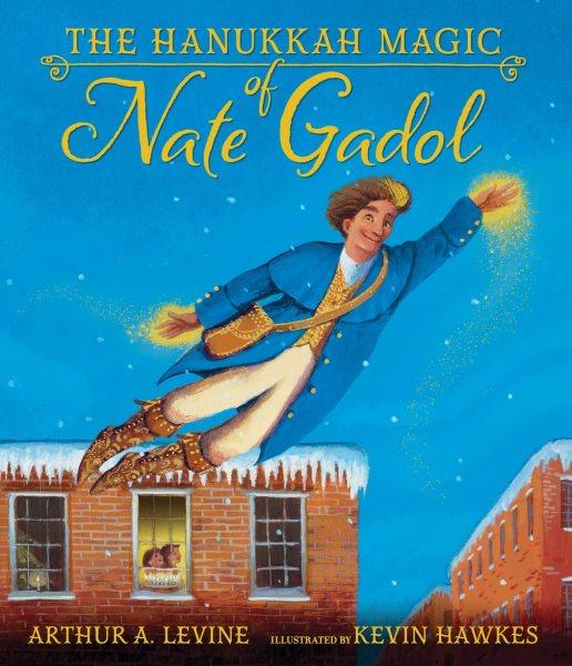 Cover of The Hanukkah Magic of Nate Gadol