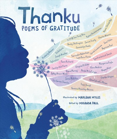 Cover of Thanku: Poems of Gratitude