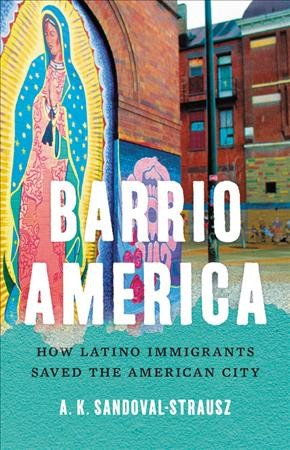 Cover of Barrio America