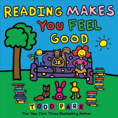 Cover of Reading Makes You Feel Good
