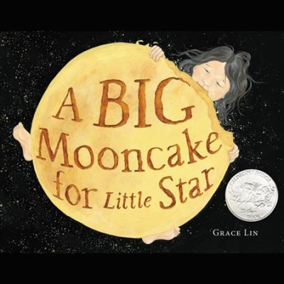 Cover of A Big Mooncake for