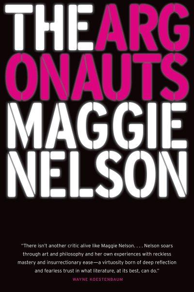 Cover of The Argonauts