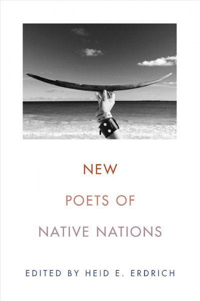 Cover of New Poets of Native Nations