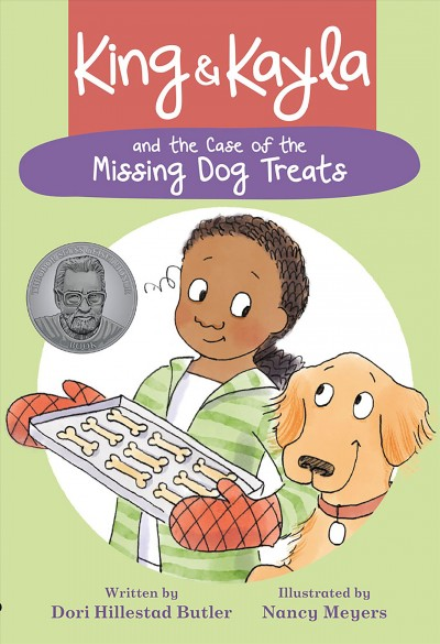 Cover of King and Kayla and the Case of the Missing Dog Treats