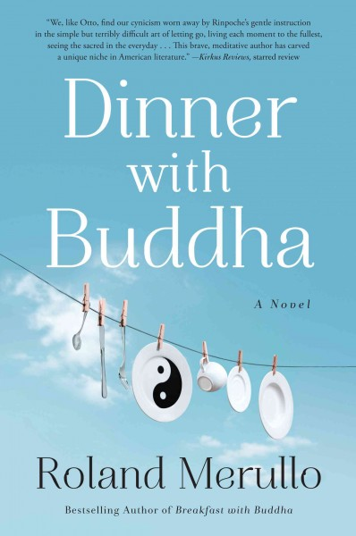 Cover of Dinner with Buddha