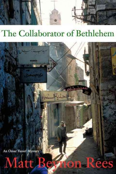 Cover of The Collaborator of Bethlehem