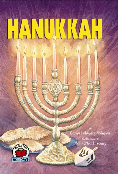Cover of Hanukkah