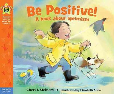 Cover of Be Positive