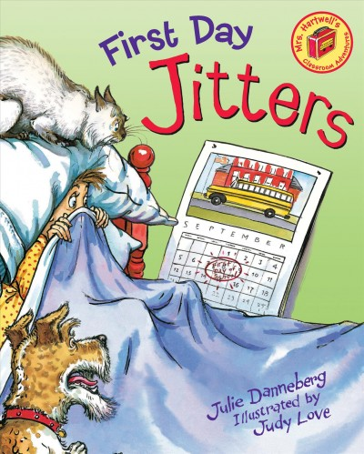 Cover of First Day Jitters