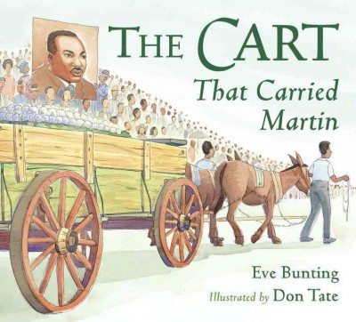 Cover of The Cart that Carried Martin