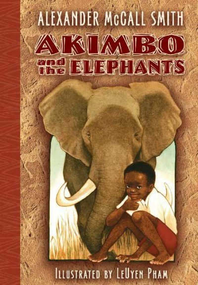 Cover of Akimbo and the Elephants