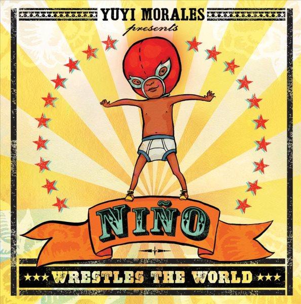Cover of Nino Wrestles the World