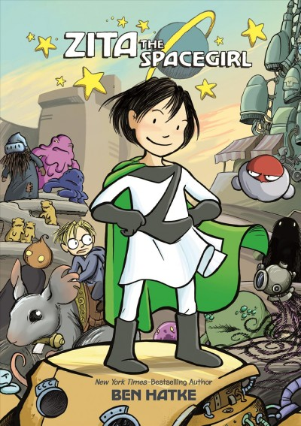 Cover of Zita the Spacegirl