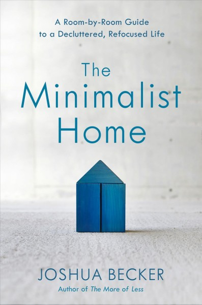 Cover of The Minimalist Home