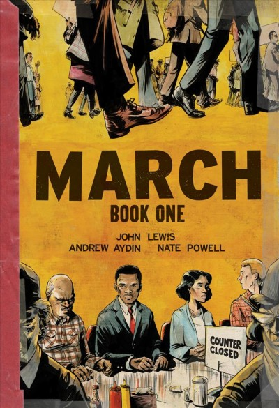 Cover of March: book one