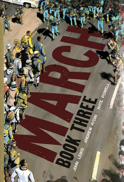 Cover of March, Book Three