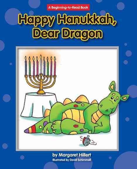Cover of Happy Hanukkah, Dear Dragon