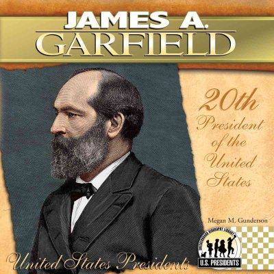 Cover of James A. Garfield