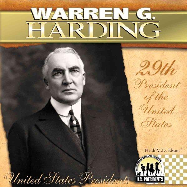 Cover of Warren G. Harding