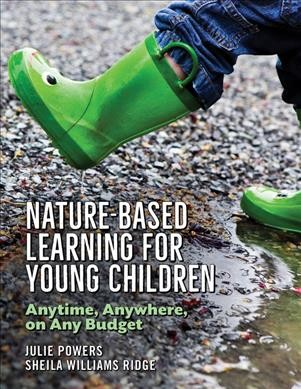 Cover of Nature-Based Learning for Young Children
