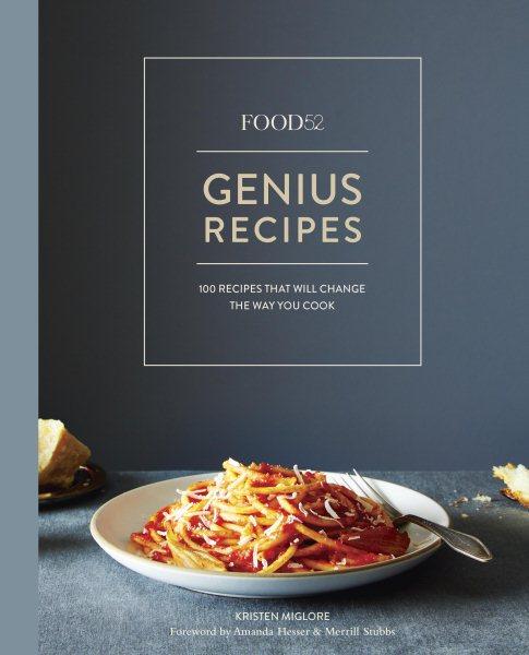 Cover of Food52 Genius Recipes