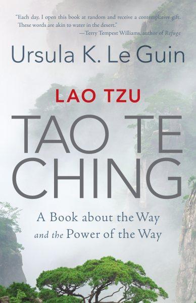Cover of Tao Te Ching