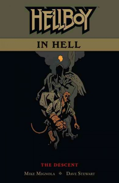 Cover of Hellboy in Hell: The Descent