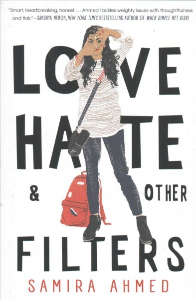 Cover of Love, Hate & Other Filters