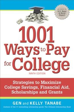 Cover of 1,001 Ways to Pay for College